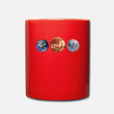 Planet planet - Full Colour Mug