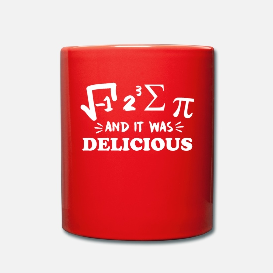 Nerd Mugs & Drinkware - Nerd nerd - Mug red