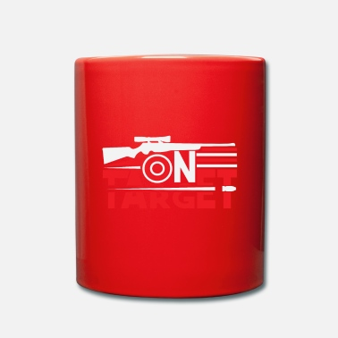 Target On Target - Full Colour Mug