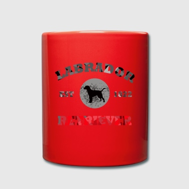 Labrador Retrievers - Full Colour Mug