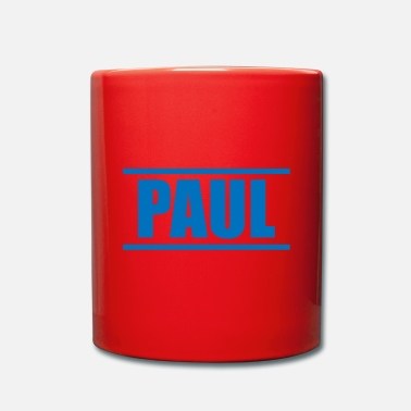Presenteren Presenteer je voornaam - Paul! - Mok uni