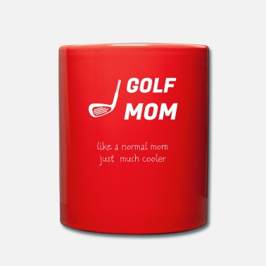 Golf Mamma del golf - Tazza