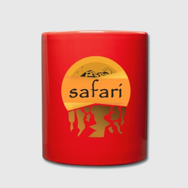 safari - Mug uni