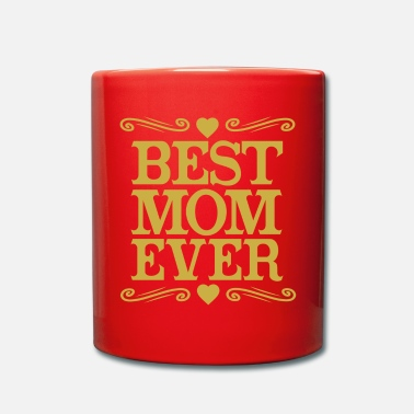 Mother BEST MOTHER - Mug