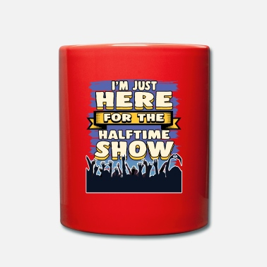 Halftime Halftime Marching Band Show Music Sport - Mug