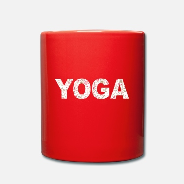 Health Yoga India Peace Health - Mug uni