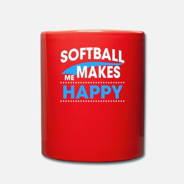 Softball SOFTBALL - Tazza monocolore