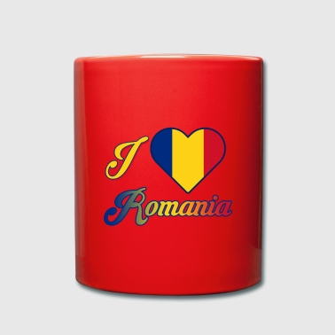 Rumania Rumania - Taza de un color