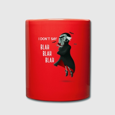 Dracula Halloween - Full Colour Mug