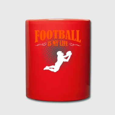 Football Is My Life - Full Colour Mug