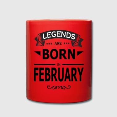 legends - Full Colour Mug