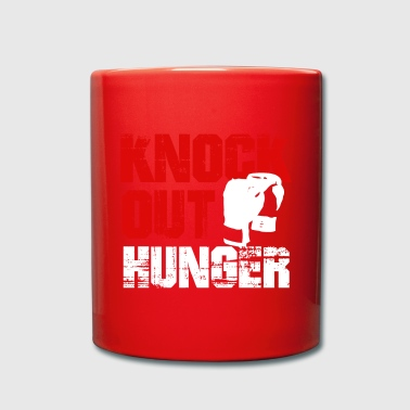 Affamé Affamé pour knockout knock-out champion boxeur cadeau - Mug uni