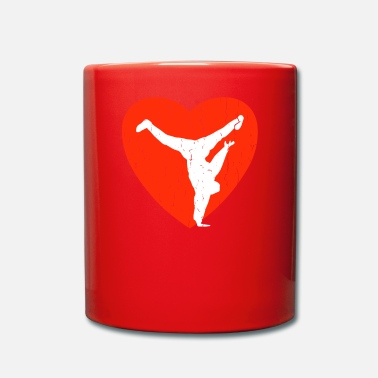 Break Dance break dancing - Full Colour Mug