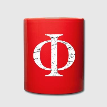 Shop Greek Alphabet Mugs Drinkware Online Spreadshirt