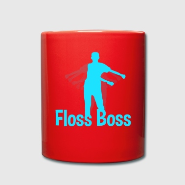 Retro Floss Like a Boss Gift for School Kids, Youth for School, Dance or Party - Full Colour Mug