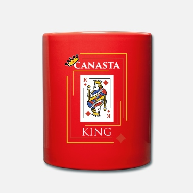 Canasta Canasta design Gift for Card Game Players and - Mug