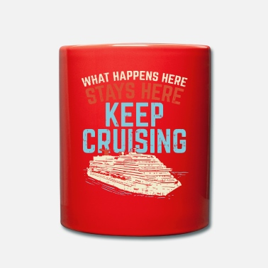 Cruise Cruise ship cruise Crusader ship - Mug