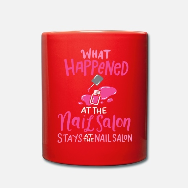 Nails Nail designer nails designer nails nail salon - Mug
