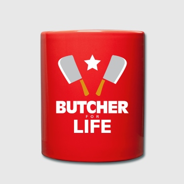 Butcher butcher - Full Colour Mug