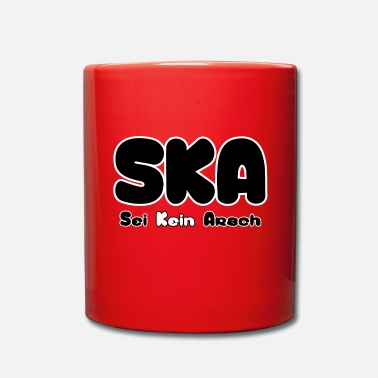 Ska SKA was not ass - Full Colour Mug
