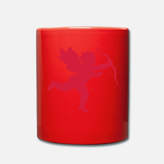 Romantisch Tassen & Becher - Angel Collection - Tasse Rot