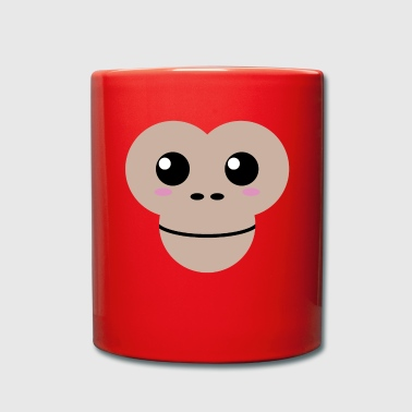 Baby Monkey (Puppies) - Full Colour Mug