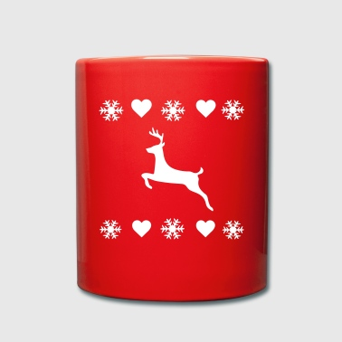 Christmas  - Tazza monocolore