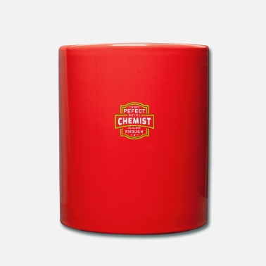 Chemist Chemist - Full Colour Mug