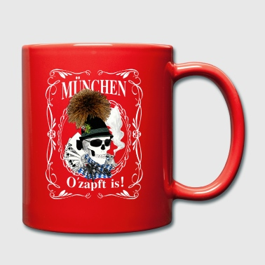 Wiesn-skull - Full Colour Mug