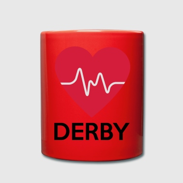 heart Derby - Full Colour Mug