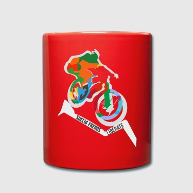 Bike Mountain bike - Full Colour Mug