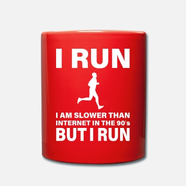 THE SLOWEST RUNNER IN WILD WEST - Mug