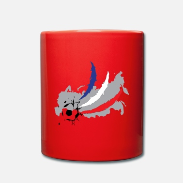 Coupe Du Monde Coupe du Monde de Football Coupe du Monde France - Mug uni