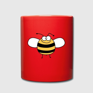 Funny Sweet Baby Bee / Bumble - Full Colour Mug