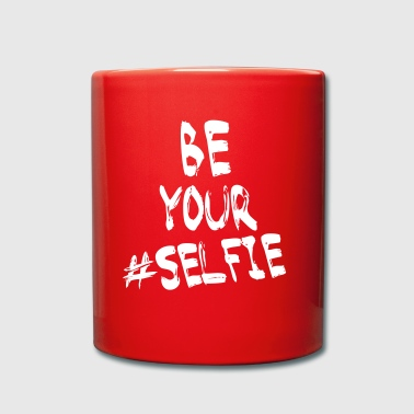 Selfie - Full Colour Mug