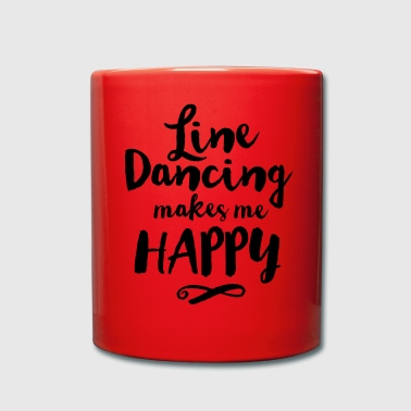 LINE DANCING MAKES ME HAPPY - Mok uni