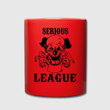 Serious League - Full Colour Mug