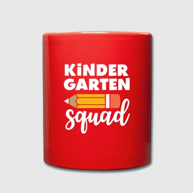 Kindergarten kindergarten - Full Colour Mug