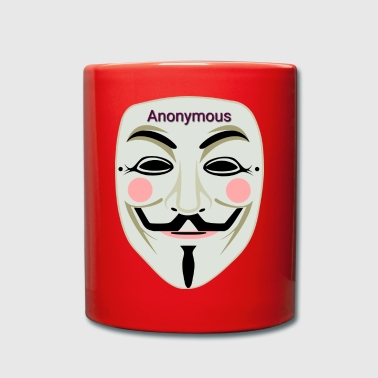 Anonymous Anonymous - Full Colour Mug
