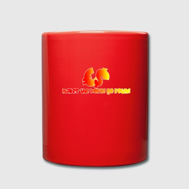 Euro - Full Colour Mug