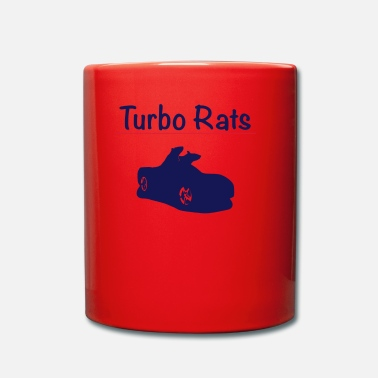 Turbo Rats - Full Colour Mug