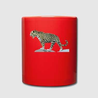 jaguar - Taza de un color