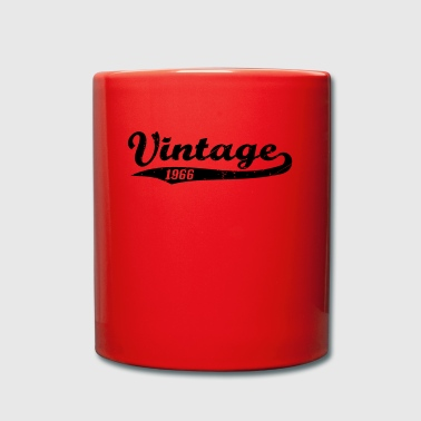 Vintage 1966 - Full Colour Mug