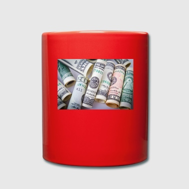 dollar - Full Colour Mug