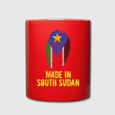 Made In Sud Sudan / Sud Sudan - Tazza monocolore