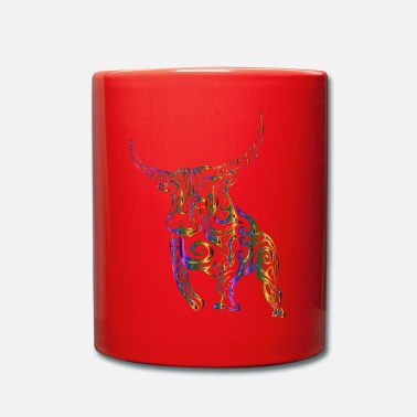 Tribal Tribal - Full Colour Mug