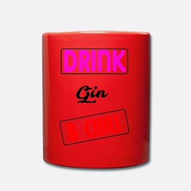 Gin gin - Full Colour Mug