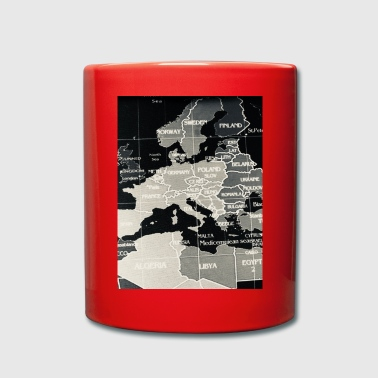 Europe - Full Colour Mug