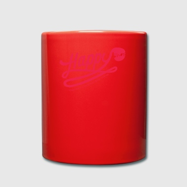 happy happiness - Mug uni