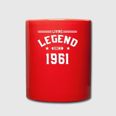 Living legend since 1961 - Full Colour Mug